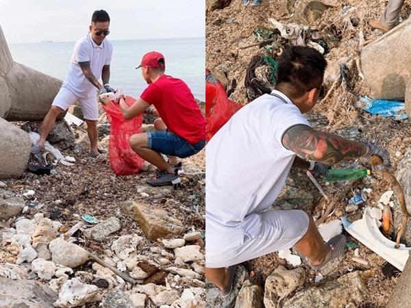Tuấn Hưng được ca ngợi hết lời với hành động đẹp trong chuyến du lịch đảo Lý Sơn