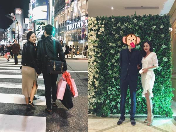 Văn Mai Hương chia tay bạn trai sau hơn một năm hẹn hò