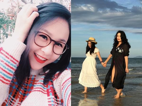 Vẻ xinh xắn đậm chất tiểu thư của con gái diva Thanh Lam và nhạc sĩ Quốc Trung