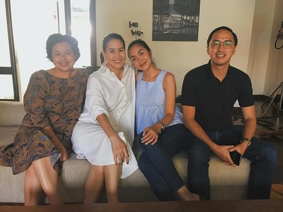 Vì 'mê' nhau quá nên Tăng Thanh Hà rủ chồng đi Nha Trang thăm Thân Thúy Hà