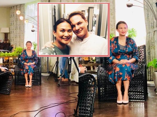 Vợ mới của chồng cũ Hồng Nhung lộ vòng 2 lớn bất thường sau 1 tháng tái hôn