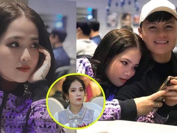 """Vừa bị tố """"đá xéo"""" Nhật Lê, bạn gái mới Quang Hải lại bị chê nhan sắc"""