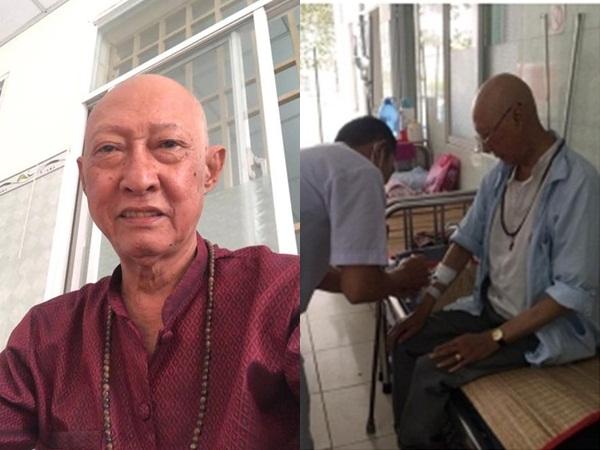Về nhà chưa đầy 24 tiếng, nghệ sĩ Lê Bình đã bị bác sĩ gọi trở lại bệnh viện ngay vì lí do này