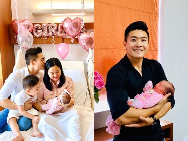 Vừa được về nhà sau ít ngày sinh nở, MC Hồng Phượng đón thêm tin vui bất ngờ