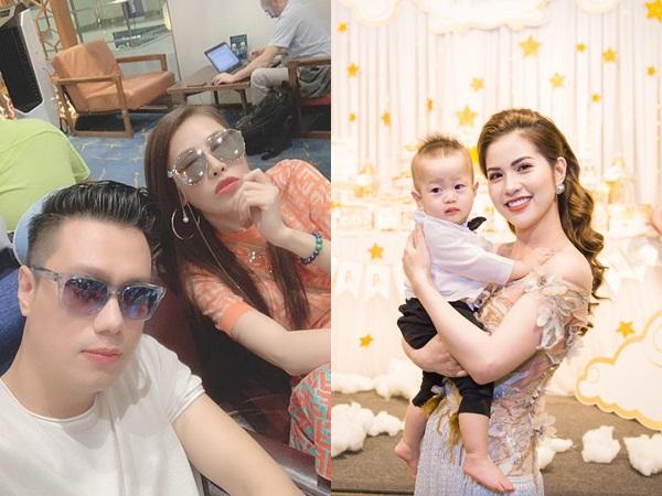 Vừa ly hôn đã bị 'cắn trộm', vợ cũ Việt Anh phẫn nộ: 'Nếu ai động vào mẹ con tôi không bao giờ để yên'