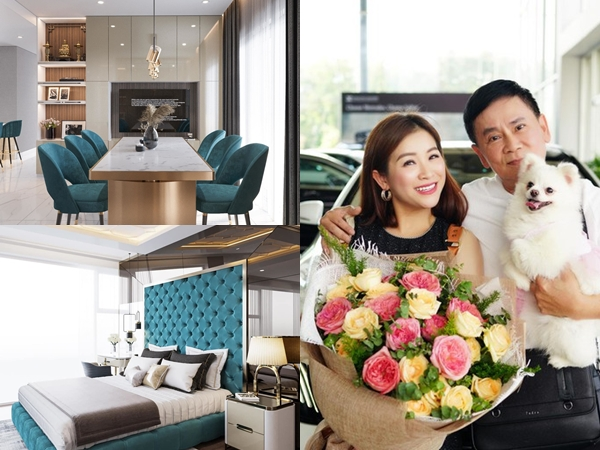 Vừa tậu biệt thự 20 tỷ ở Đà Lạt, Kiều Linh gây choáng khi khoe nhà 15 tỷ 'sang xịn' tại Sài Gòn