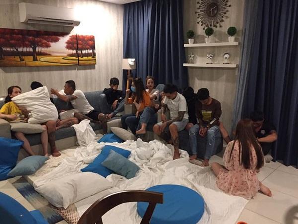 """Giữa dịch Covid-19, nhóm """"dân chơi"""" làm tiệc ma túy tập thể trong 2 căn hộ khu du lịch ở Vũng Tàu"""