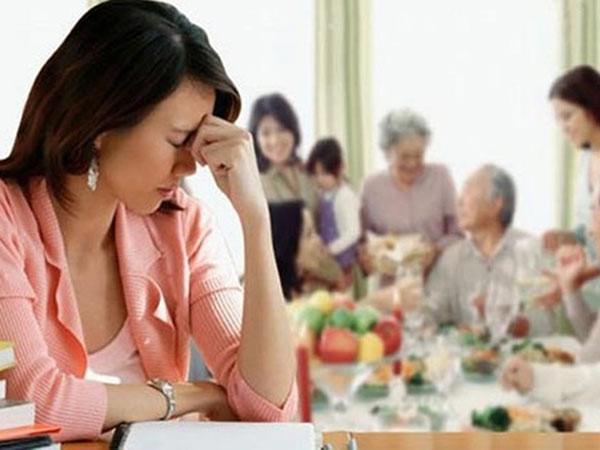 Tết đến, phụ nữ có gia đình chỉ ước mình còn độc thân - Ảnh 3