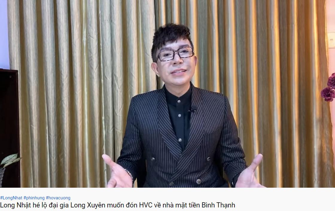 Long Nhật: 'Tôi đang kết nối Hồ Văn Cường với vị đại gia muốn tặng con căn nhà 5 tầng' - Ảnh 1
