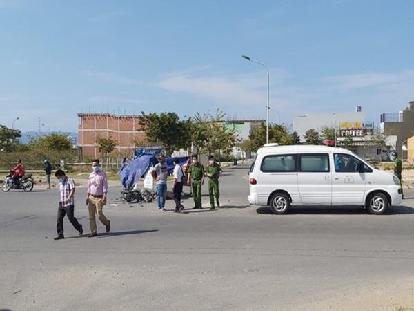 Nữ du khách Mỹ 70 tuổi bị xe tải tông tử vong khi dạo phố Đà Nẵng bằng xe máy