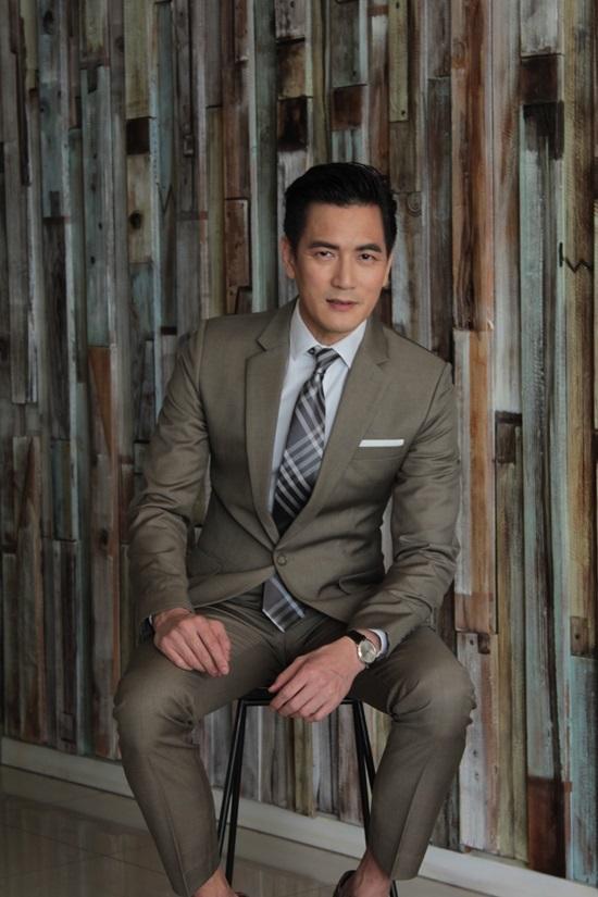 David Duy Hân - bạn trai nữ MC Nguyễn Cao Kỳ Duyên