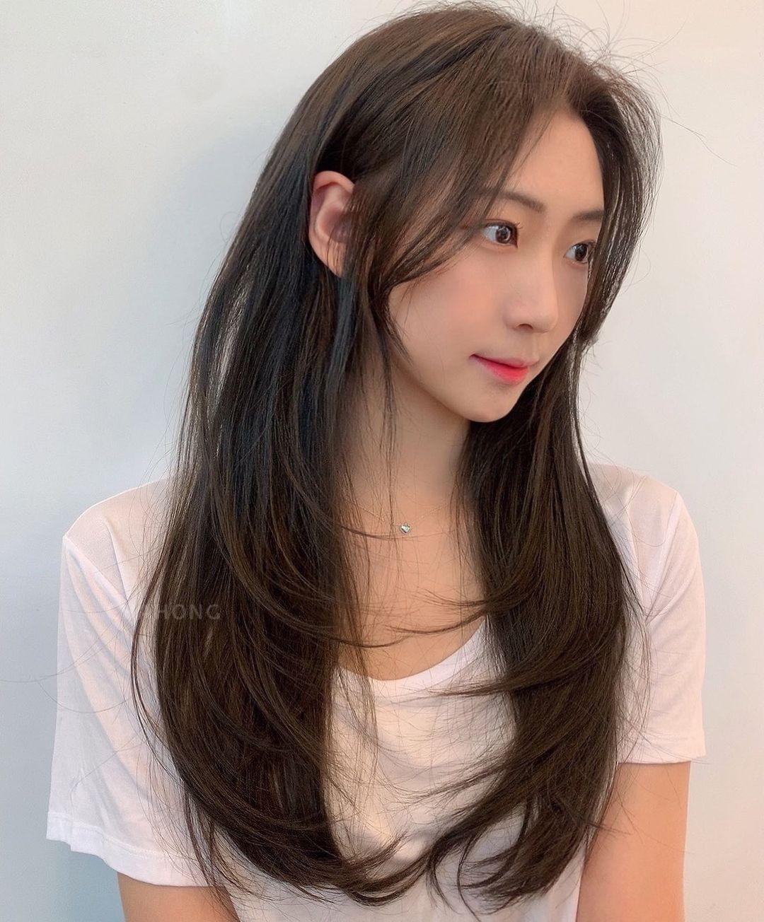 3 kiểu tóc xoăn không hề già, còn 'phù phép' tóc mỏng thành dày dặn bồng bềnh dành riêng cho phe tóc dài - Ảnh 2