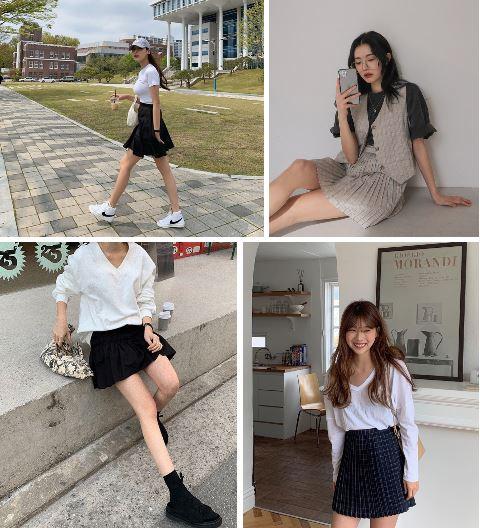 Kiểu gì thì hè này chị em cũng nên sắm 5 mẫu chân váy sau để diện lên là được khen xinh xẻo - Ảnh 1