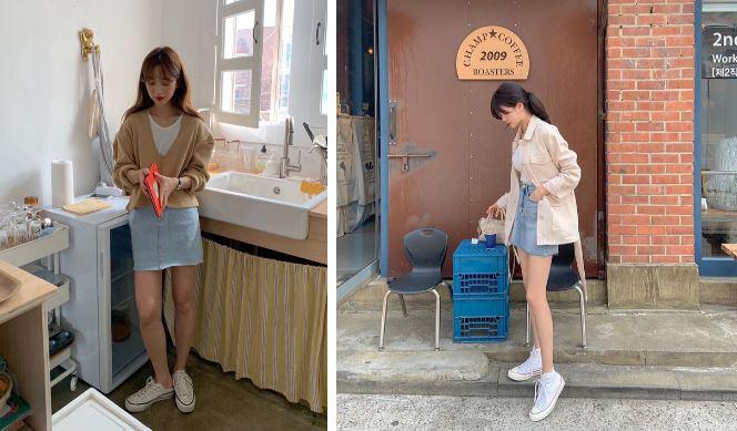 Kiểu gì thì hè này chị em cũng nên sắm 5 mẫu chân váy sau để diện lên là được khen xinh xẻo - Ảnh 6