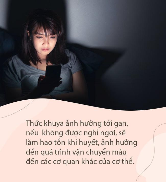4 'báo động đỏ' xuất hiện sau khi thức khuya chứng tỏ cơ thể vượt quá giới hạn, nhanh chóng áp dụng 5 biện pháp này để giảm bớt tổn thương - Ảnh 2