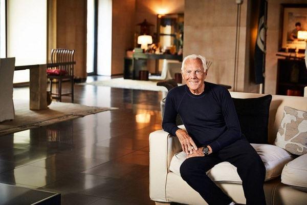 10 bài học về thời trang từ nhà thiết kế nổi tiếng Giorgio Armani - Ảnh 1