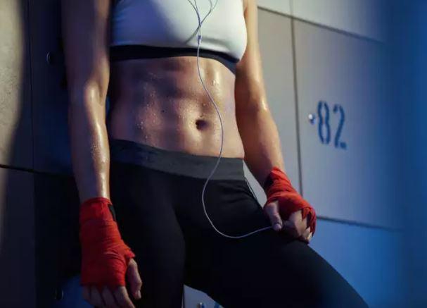 Bài tập 10 phút mỗi ngày giảm mỡ bụng cho eo phẳng lì không cần đến phòng gym - Ảnh 4