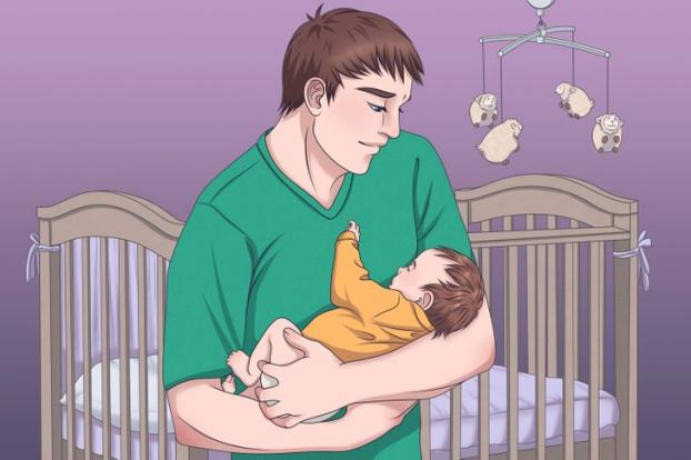 4 cách dỗ trẻ ngủ đơn giản giúp bé ngủ nhanh trong vòng vài giây