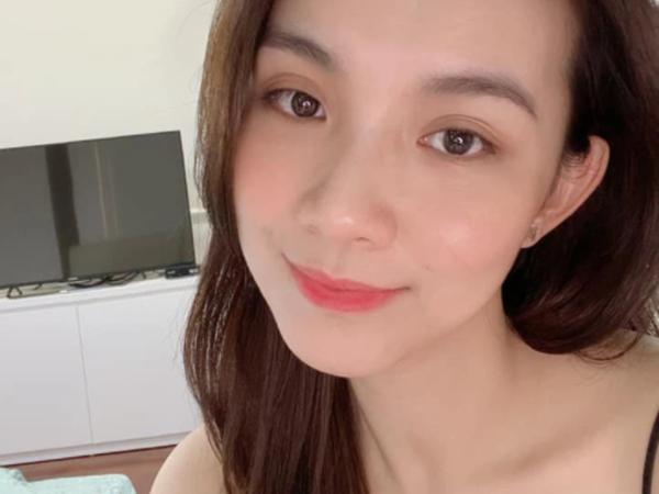 Hoa hậu Thùy Lâm tái xuất sau thời gian dài vắng bóng, nhan sắc mặt mộc gây chú ý