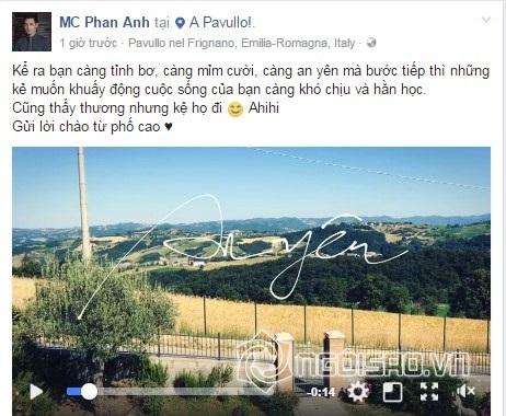Phản ứng của MC Phan Anh khi bị nói lấy tiền cứu trợ miền Trung đi du lịch Châu Âu - Ảnh 7