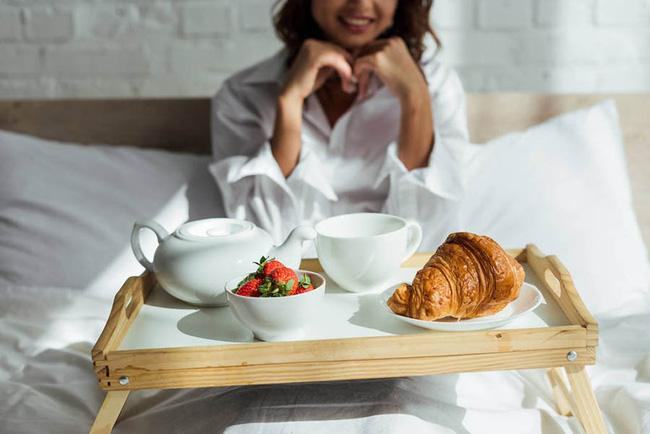 5 thói quen cực tốt nên làm khi thức dậy, uống nước ấm chỉ đứng thứ 3, điều đầu tiên không ai ngờ, duy trì thì cơ thể sẽ khỏe và sống thọ - Ảnh 4