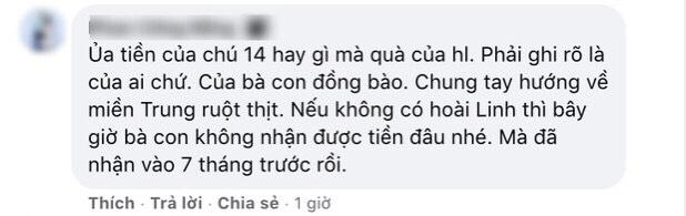 Đang giải ngân 4,57 tỷ đồng, giấy mời bà con ghi quà 'của NS Hoài Linh' kh.iển dân mạng thắc mắc: 'Ủa tiền đó của mạnh thường quân?' - Ảnh 3
