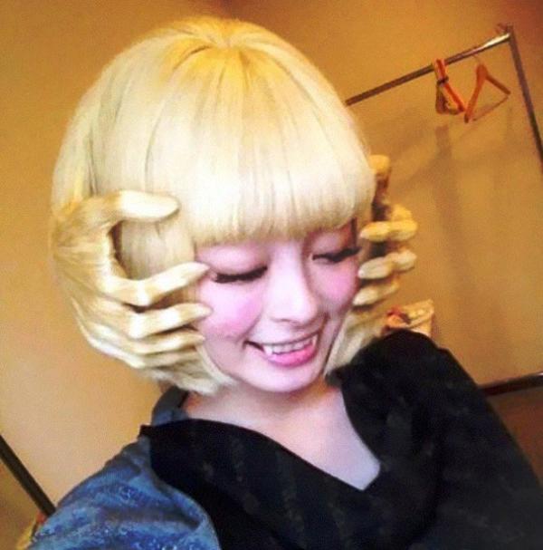 Tuyển tập 1001 kiểu tóc sốc-độc-lạ, chị em muốn trở thành tâm điểm đám đông thì chớ nên bỏ qua - Ảnh 1