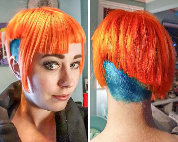 Tuyển tập 1001 kiểu tóc sốc-độc-lạ, chị em muốn trở thành tâm điểm đám đông thì chớ nên bỏ qua - Ảnh 4