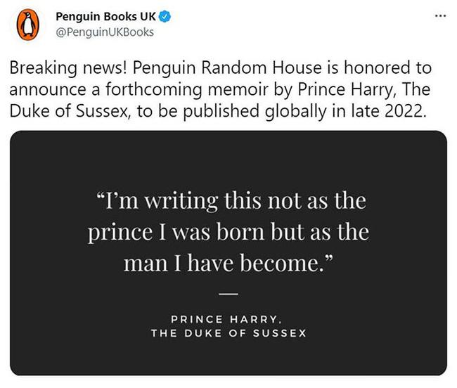 Harry lên tiếng về cuốn hồi ký mới, chỉ nói đúng một câu đủ khiến Nữ hoàng Anh đau lòng - Ảnh 1