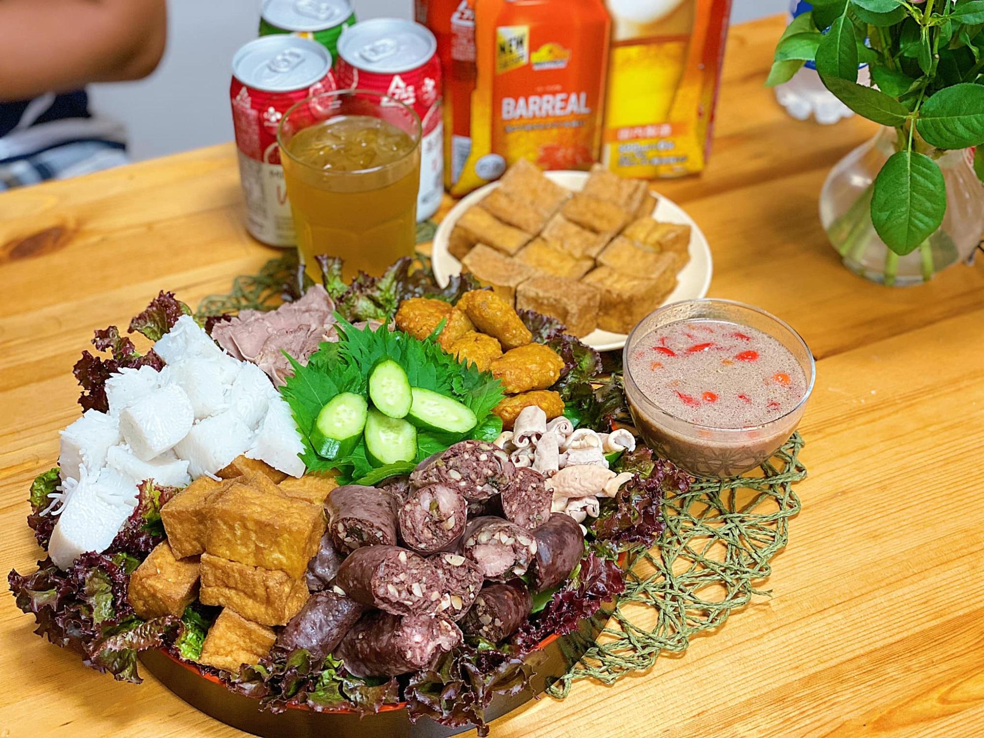 Bún đậu mắm tôm 'ăn là nghiền' với công thức làm thỏa lòng 'những người con xa xứ'  - Ảnh 1