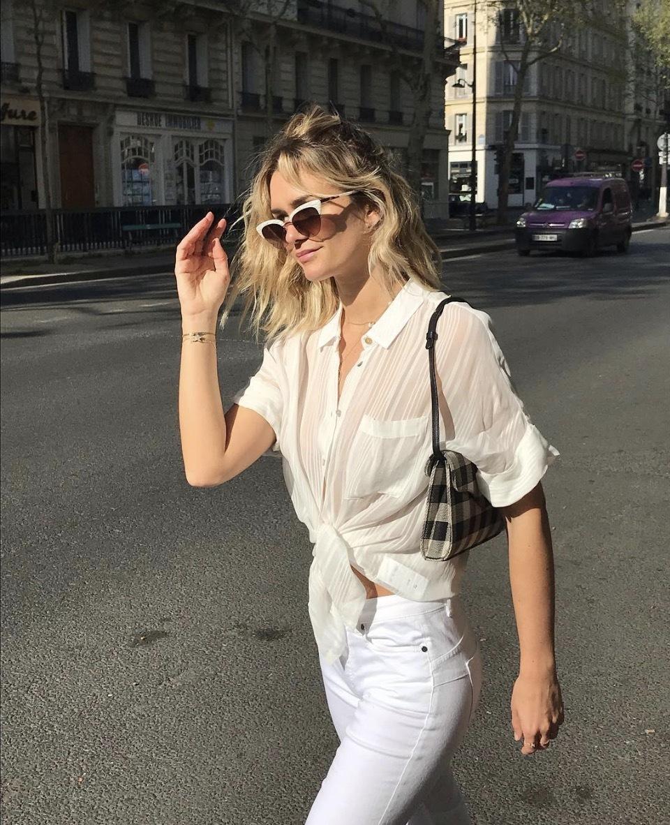 Phụ nữ Pháp nhiều nàng không cao nhưng vẫn hack dáng đỉnh cao nhờ 3 tips này - Ảnh 11