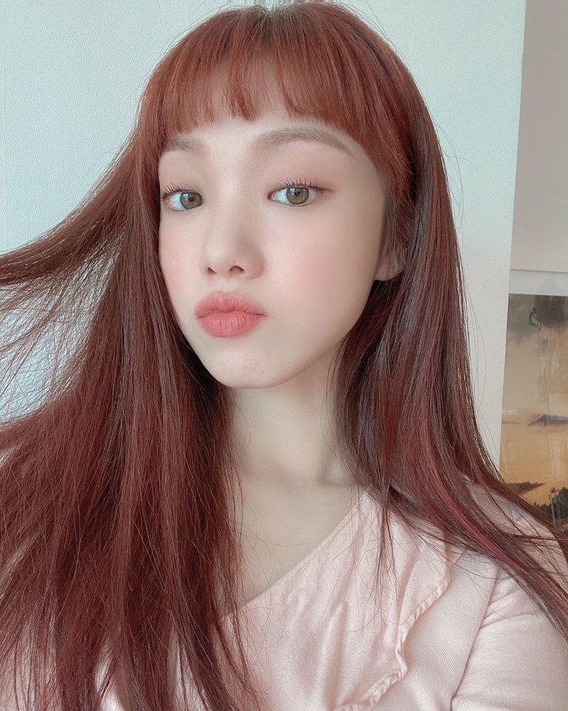 5 màu tóc nhuộm nâu được sao Hàn mê mệt: Làm sáng bật tông da, giúp nàng ngoài 30 trẻ ra cả 5 tuổi chứ không ít - Ảnh 4