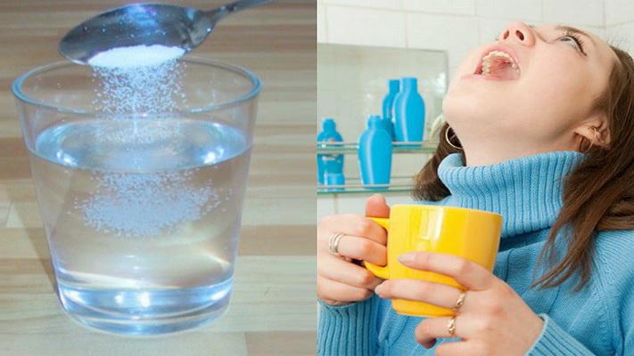 Súc miệng nước muối hàng ngày có tiêu diệt được virus SARS-CoV-2? - Ảnh 1