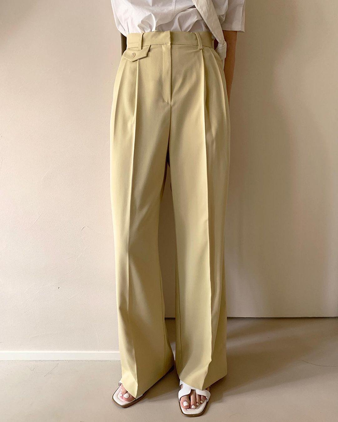 5 mẫu quần nhẹ mát đang được diện nhiều nhất lúc này: Bạn sắm hết là vô cùng sáng suốt - Ảnh 15