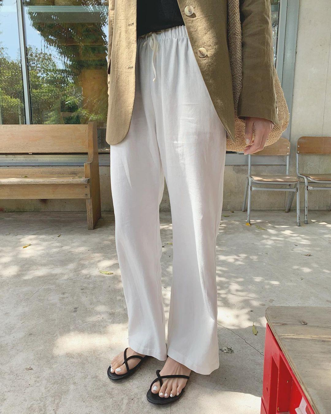 5 mẫu quần nhẹ mát đang được diện nhiều nhất lúc này: Bạn sắm hết là vô cùng sáng suốt - Ảnh 4