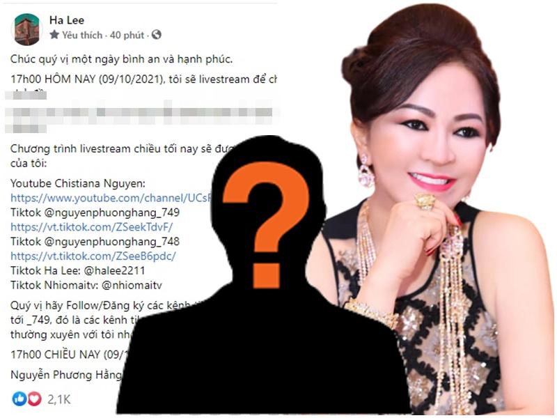 Bà chủ Đại Nam thông báo livestream NÓNG, 'giấu tịt' chủ đề, chỉ tiết lộ đúng 2 khách mời, CĐM phát hiện có 'người quen'
