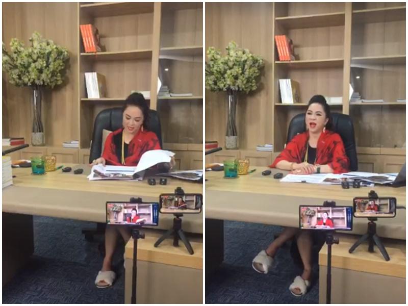 Bà Nguyễn Phương Hằng phản pháo tin đồn từng làm gái bia ôm, thẳng thừng tiết lộ: 'Huỳnh Ngọc Thiên Hương ở tù, tiền án còn nhiều hơn tiền mặt'