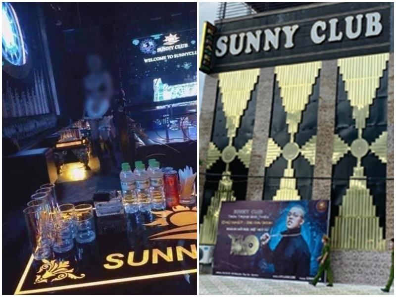 Vĩnh Phúc: Tập trung xác minh hành vi mại dâm ở 'ổ dịch' quán bar Sunny