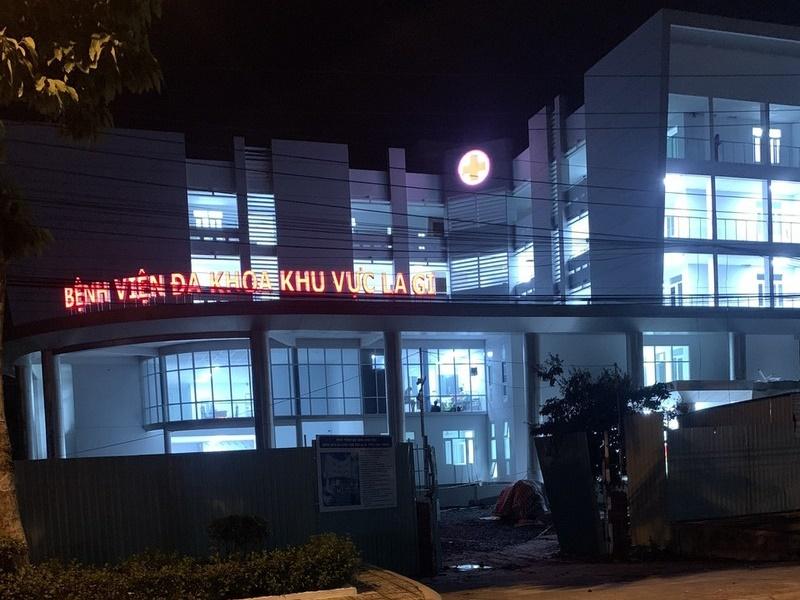 Bệnh nhân COVID-19 ở Bình Thuận phá cửa sổ, bỏ trốn khỏi bệnh viện ngay trong đêm