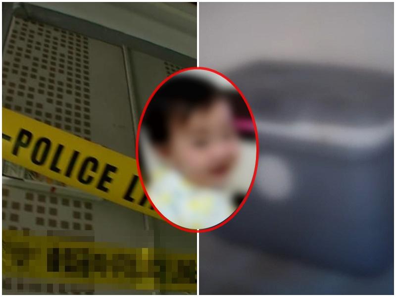Bố ruột hành hung con gái 20 tháng tuổi tới chết, mẹ nhẫn tâm giấu xác trong thùng nước đá suốt nửa tháng để bao che
