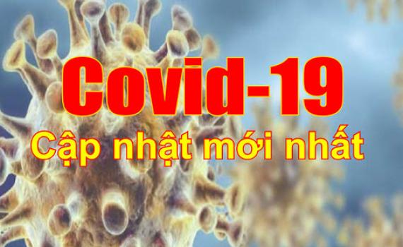 Chiều ngày 20/4, Hà Nội và 4 tỉnh khác ghi nhận thêm 10 ca nhiễm COVID-19