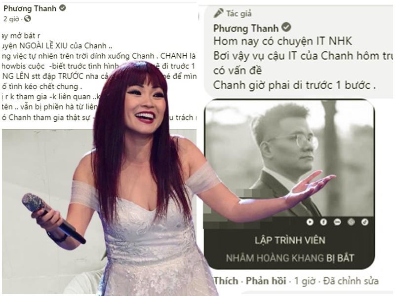 'Cô Chanh' thông báo 'mở bát', nhắc thẳng tên 'cậu IT': 'Tránh và né để mình không bị vạ lây'
