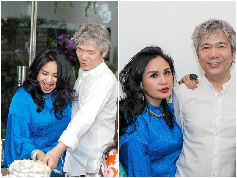 Diva Thanh Lam 'đón hỉ sự' tuổi 52, tổ chức lễ dạm ngõ đầm ấm bên bạn trai bác sĩ