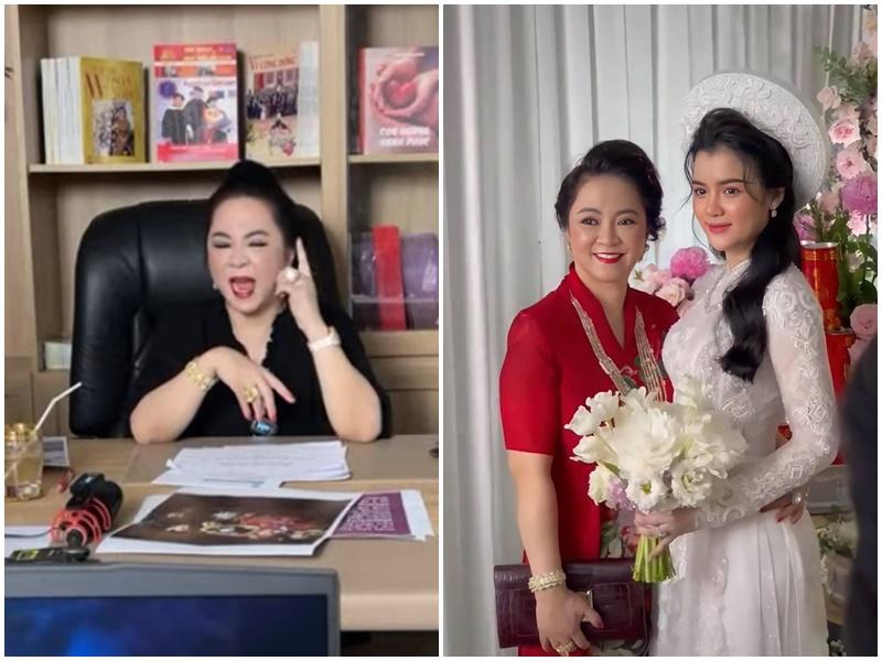 'Đồng minh' con dâu về chung nhà được 1 tuần, bà Phương Hằng đã đăng đàn bức xúc: 'Bọn nó nói con dâu tôi làm gái'