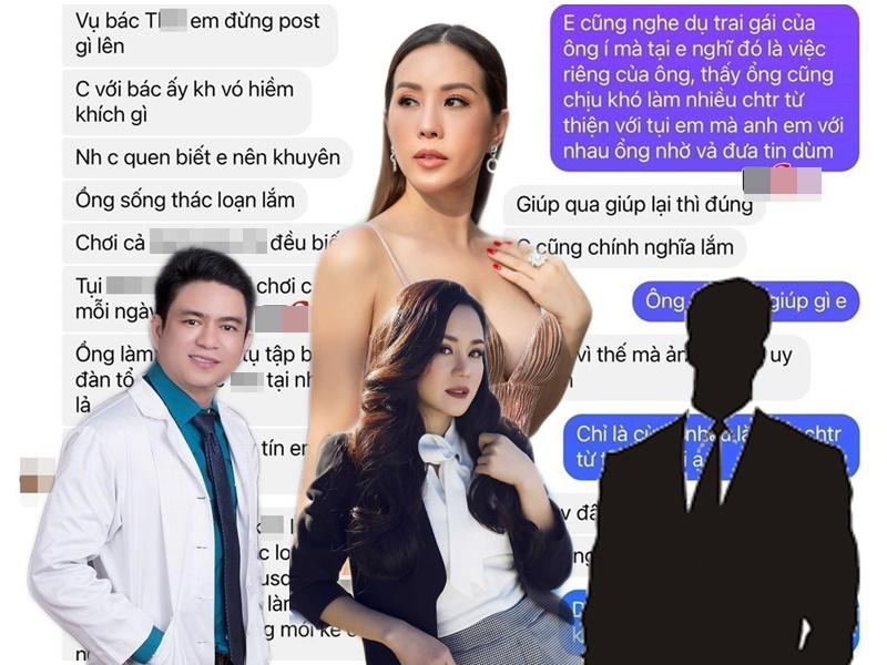 Drama chấn động Vbiz: Hoa hậu doanh nhân ngập trong kiện tụng từ 3 nhân vật đình đám chỉ vì 'mẩu' tin nhắn 5 năm trước 'rò rỉ'