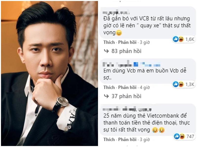 Fanpage Vietcombank bị tấn công vô lý sau khi Trấn Thành tung sao kê: 'Rừng phẫn nộ' kèm nhiều bình luận đòi 'quay xe', không sử dụng