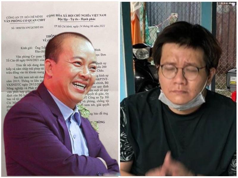 Gửi đơn tố cáo 'cậu IT' từ tháng 6/2021, tại sao đến lúc Nhâm Hoàng Khang bị bắt, NS Đức Hải mới công khai thông báo?