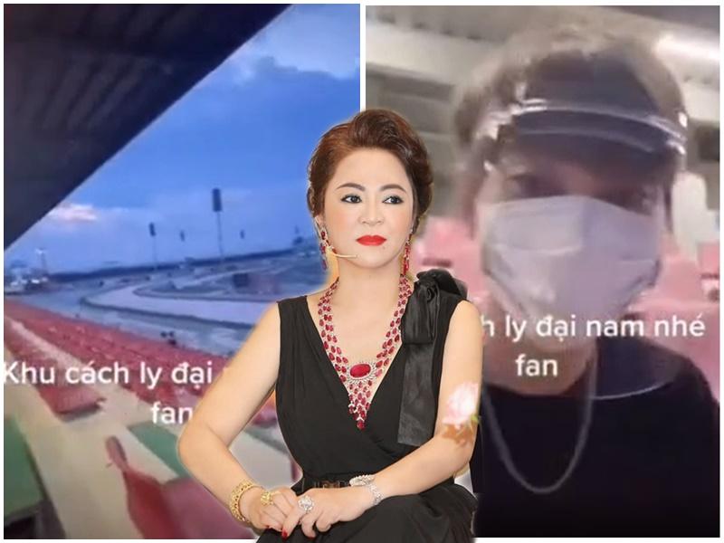 Hé lộ khung cảnh khu cách ly Đại Nam do bà Phương Hằng hiến tặng chống dịch: Chiếc kính bảo hộ được phát có giá gần 1 triệu đồng?