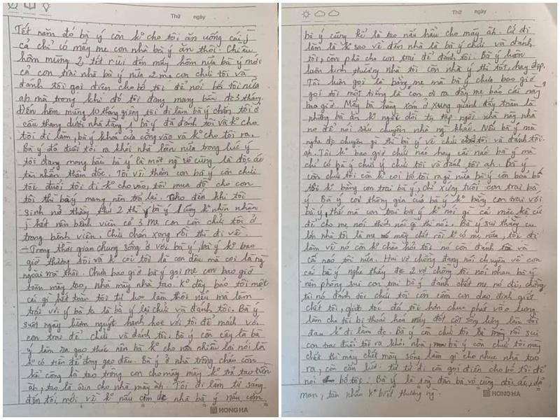 4 trang nhật ký đầy 'uất ức' từ mẹ trẻ 8x: Bầu 3 tháng bị đánh đuổi ra khỏi nhà, nhà chồng khinh khi ra mặt vì nhà nghèo 'cửa sổ không có tàu lá chuối để che'