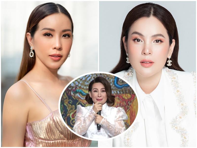 Hoa hậu Thu Hoài 'bóc mẽ' một nhân vật lên mạng chửi 'tào lao', CĐM réo tên 'kẻ thù 200 tỷ' của Phi Nhung